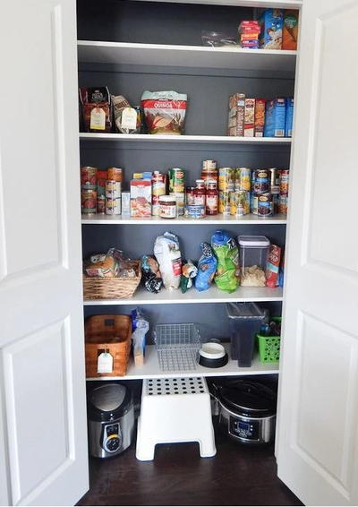 Genius Pantry DIY Storage Shelves