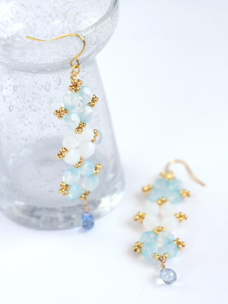 Gorgeous Dess Beaded Earrings