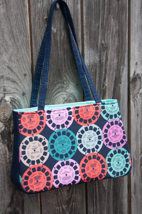 Baker Street Bag Pattern