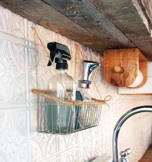 Life-Changing Kitchen Hanging Basket | DIYIdeaCenter.com