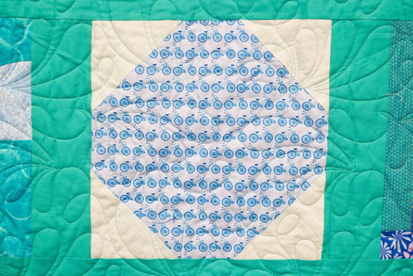 Snow Ball Block Pattern