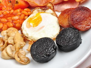 Traditional Ulster Fry