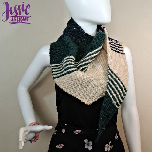 Wedge Shawl