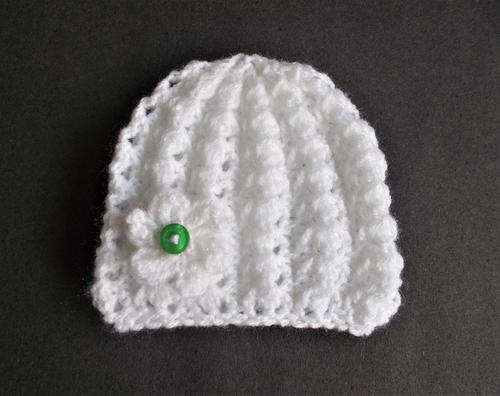 Little Surprise Baby Hat