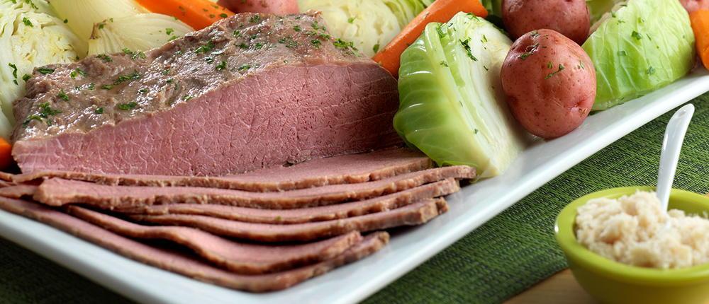 Traditional Irish Corned Beef And Cabbage Recipelion Com