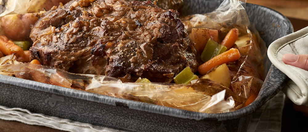 Easy One Pan Beef Roast With Vegetables Recipelion Com