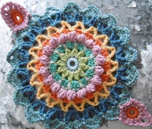 Kaleidoscope Circle Pattern Part 2 ...