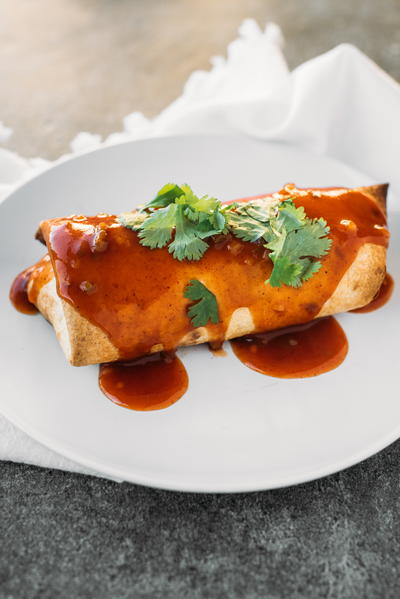 Copycat Chi Chis Chicken Chimichangas