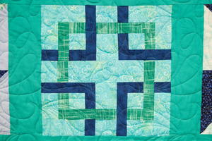 Celtic Square Block Pattern