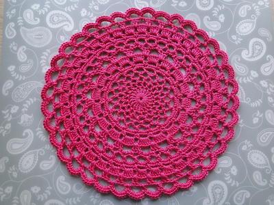 Pure Elegance 25 Dainty Doily Crochet Patterns Allfreecrochetcom