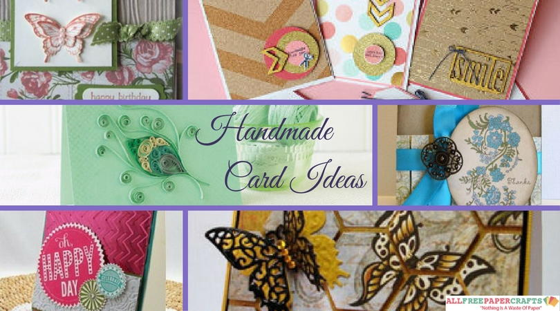 greeting card craft ideas 45 handmade card ideas how to make greeting cards 4583