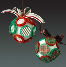 Milk Bottle Cap Ornament
