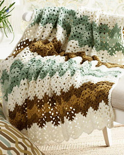 Mountain Mist Afghan