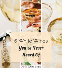 6 White Wines You've Never Heard Of