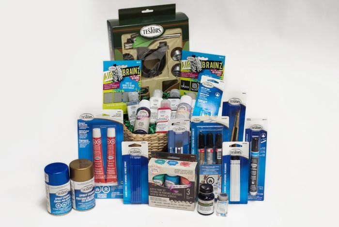 Testors Amazing Airbrush Gift Set Giveaway