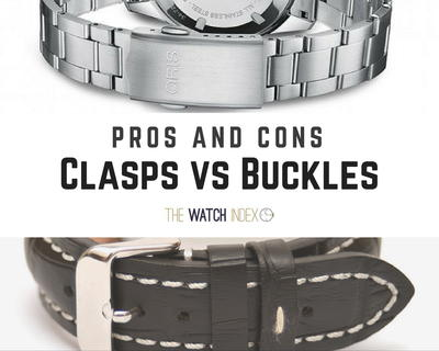 Pros and Cons of Deployant Clasps and Ardillon Buckles