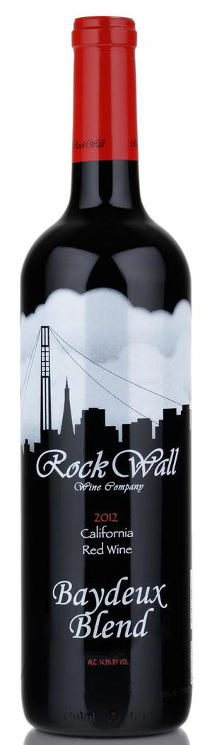 Rock Wall Baydeux Red Blend 2012