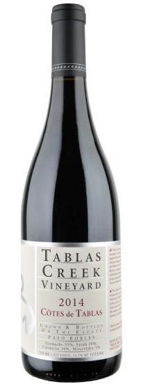 Tablas Creek Vineyard Cotes de Tablas Red 2014