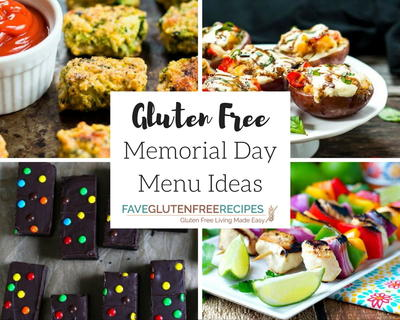 16 Gluten Free Memorial Day Menu Ideas