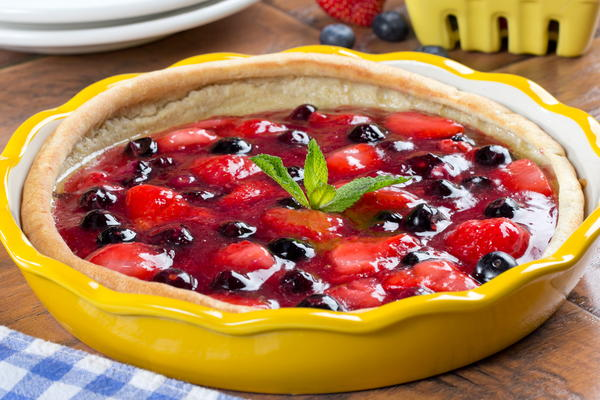 Very Berry Dutch Baby