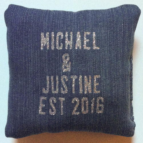 Upcycled Denim Lavender Sachets