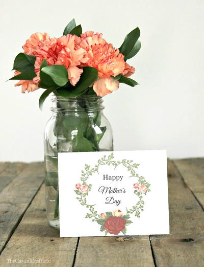 Special Free Printable Mothers Day Cards