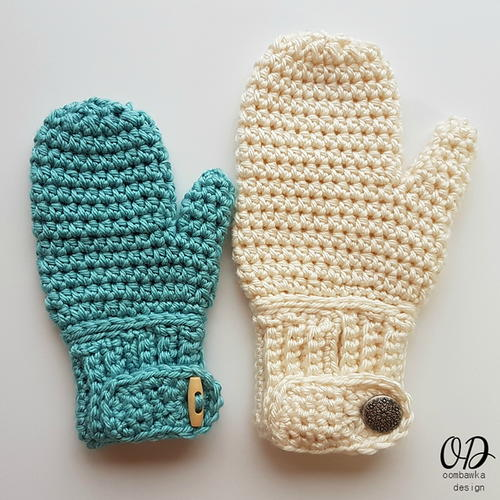 Easy-On Mitts