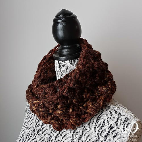 Super Bulky Infinity Scarf