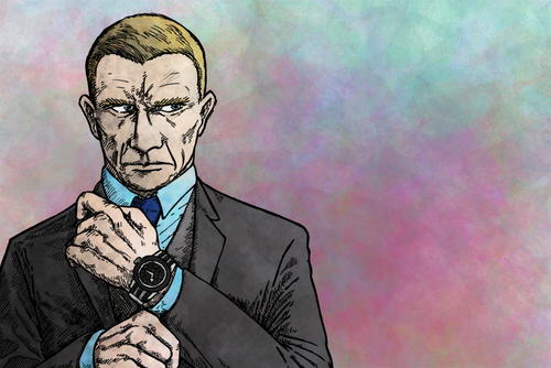 The Evolution of James Bonds Watch