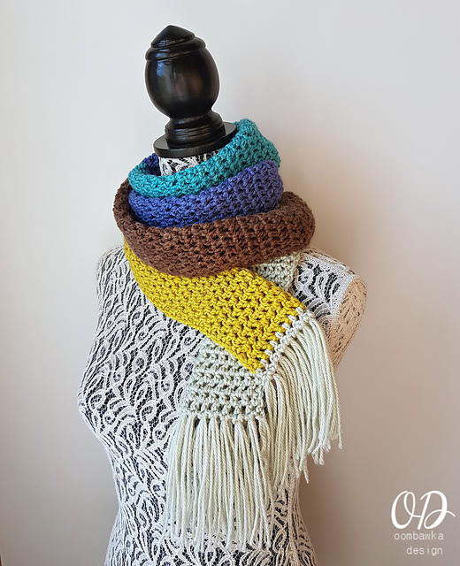Sinfully Simple Unisex Scarf