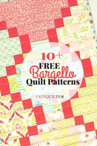14 Free Bargello Quilt Patterns