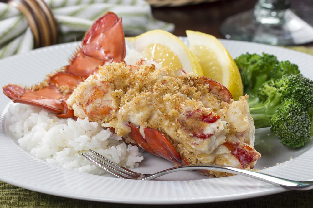 Lobster Thermidor Mrfood Com