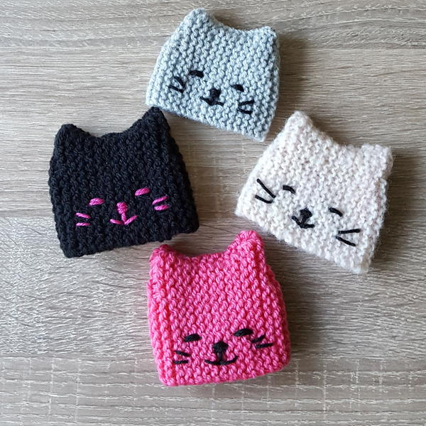Kitty Egg Warmers