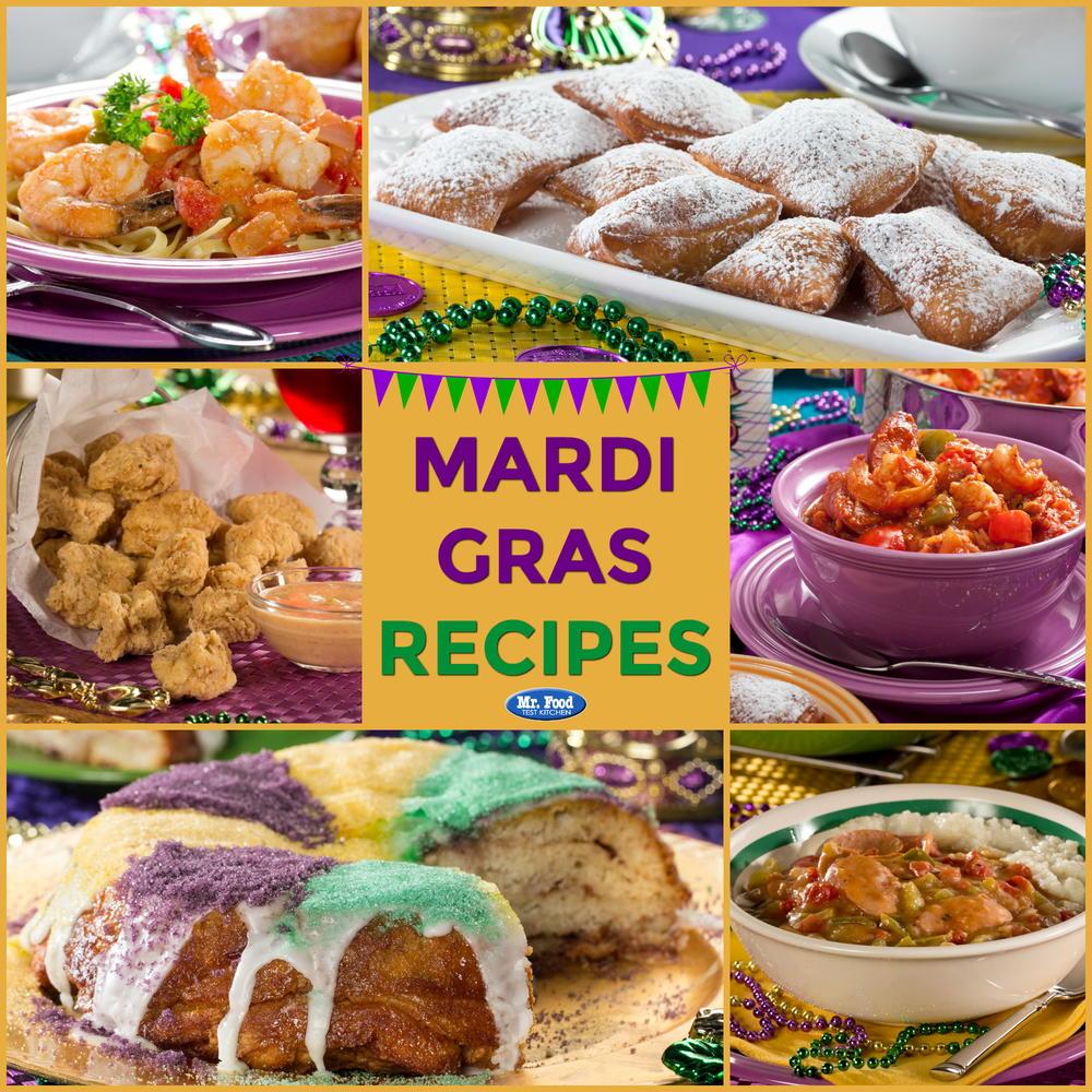 Easy to make mardi gras recipes food easy recipes easy to make mardi gras recipes forumfinder Choice Image
