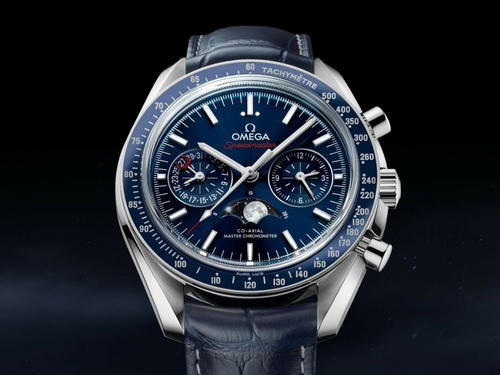 Omega Speedmaster Moonphase Master Chronometer Chronograph Review