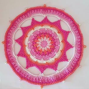 38 Stunning Crochet Mandala Patterns Allfreecrochetcom