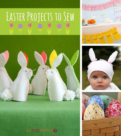 Easter Projects to Sew