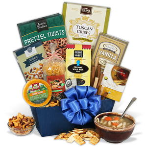 Gourmet Gift Baskets Get Well Gift Basket Giveaway
