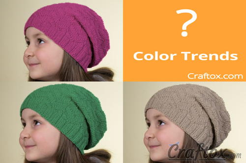 """Color Trends"" Unisex Beanie"