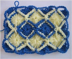 Bavarian Rectangle Crochet Pattern