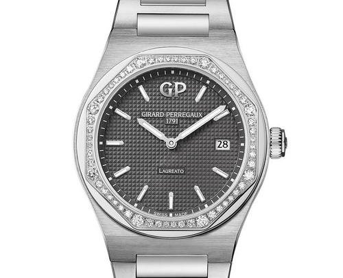 Girard-Perregaux Laureato 34 Watch Review