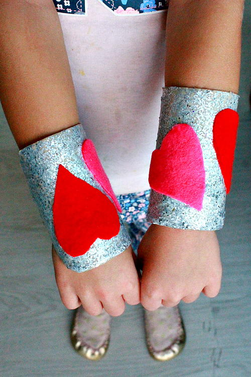 Kids DIY Cuffs Bracelets