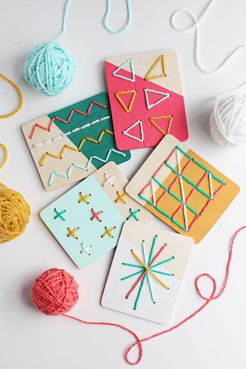 Classroom Stitching Boards