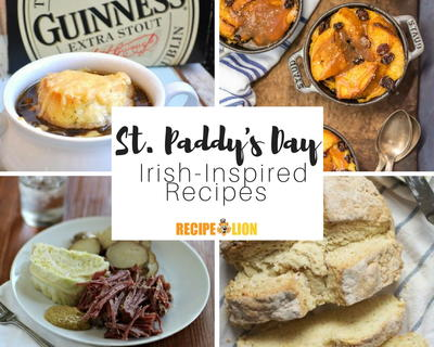 19 St Paddys Day Irish-Inspired Recipes