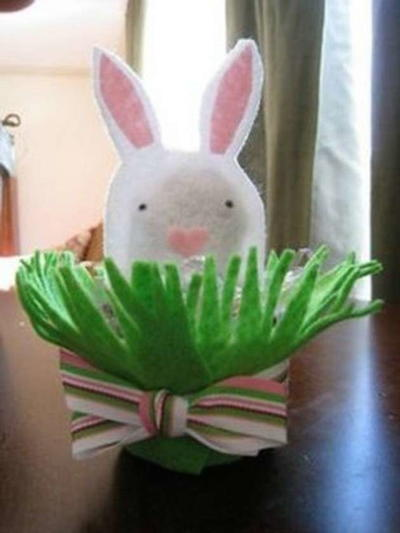 Easter Table Favor Cups