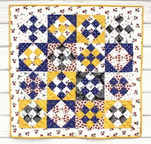 Small Wonders Nine Patch Quilt