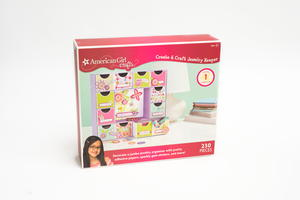 Colorful American Girl Jewelry Box Giveaway