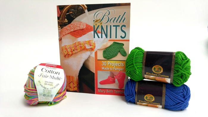 Bath Knits Book and The Yarn You Need Giveaway