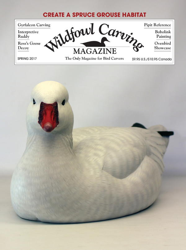 Wildfowl Carving and Collecting Magazine Summer 2007
