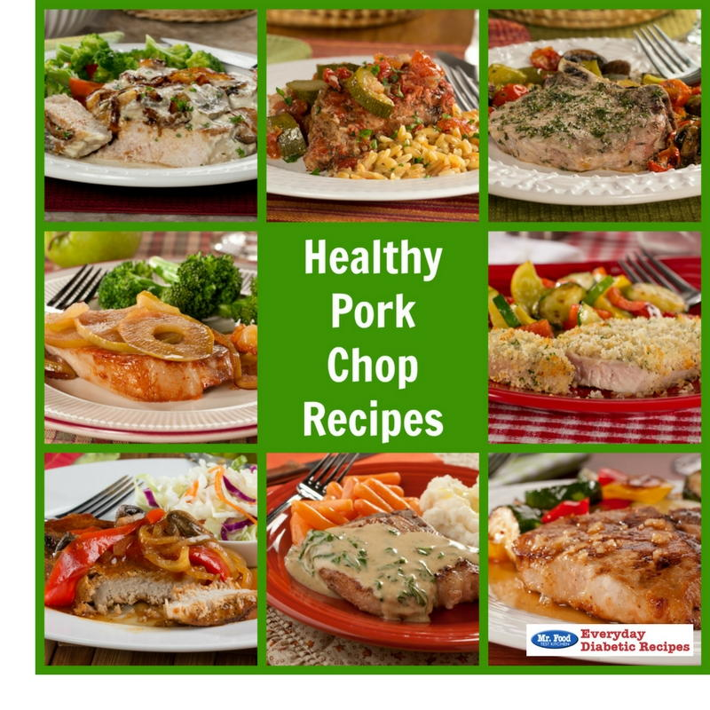 8 Healthy Pork Chop Recipes Everydaydiabeticrecipes Com